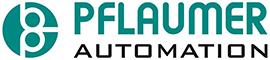 Plfaumer Automation Logo Header